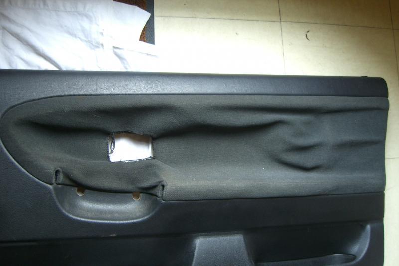 PASSION BMW E36 TUTO Rnover Tissus Garniture De Porte