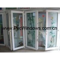 upvc folding doors model no: yataidoor009