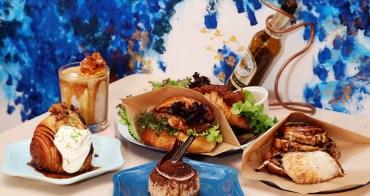 新竹城隍廟附近美食甜點下午茶推薦吉十咖啡!肉桂捲每天限量出爐,療癒的蝸牛圈圈捨不得吃啦