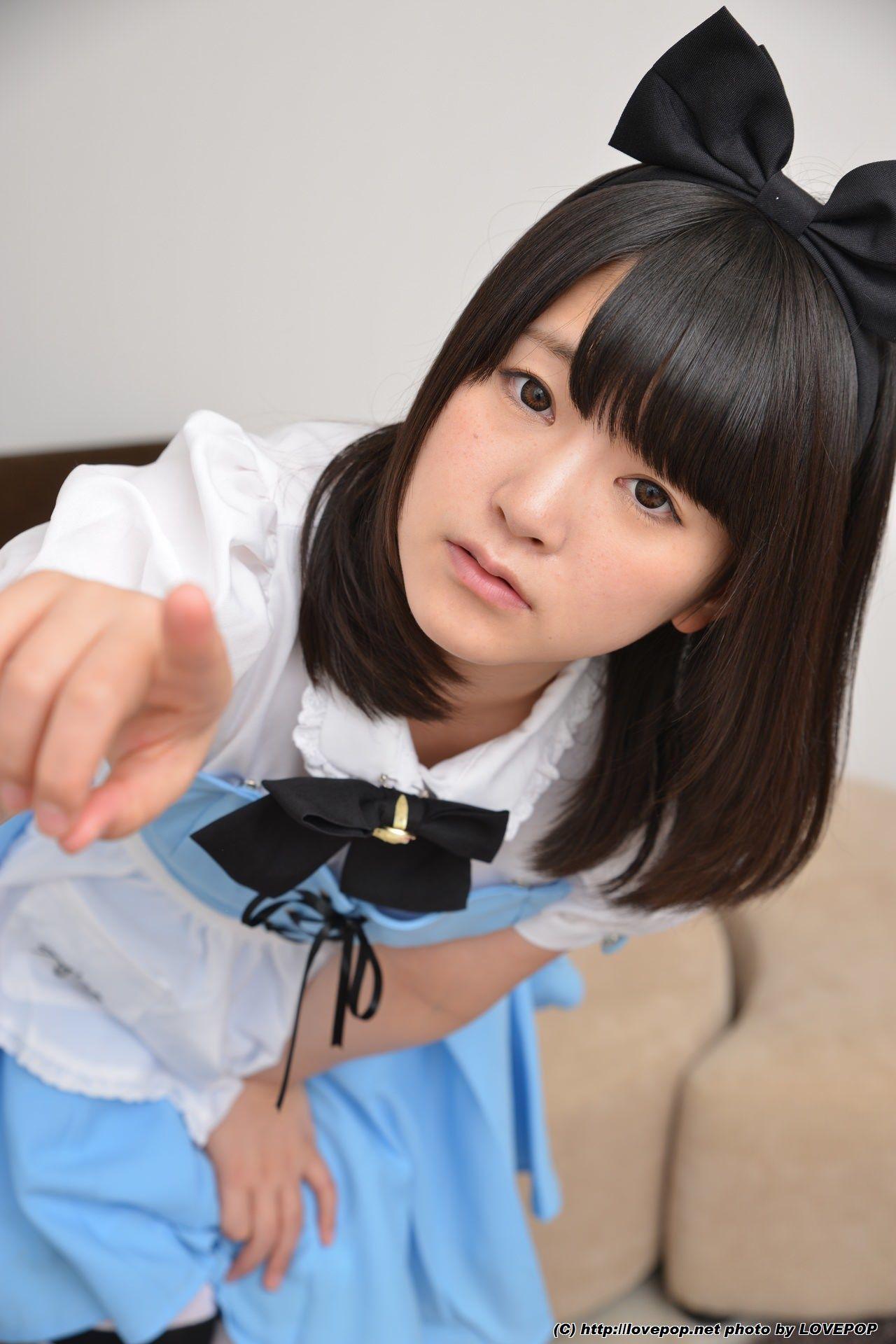 [LovePop] Tsuna Kimura 木村つな Maid Set03 写真集[65P]插图(8)