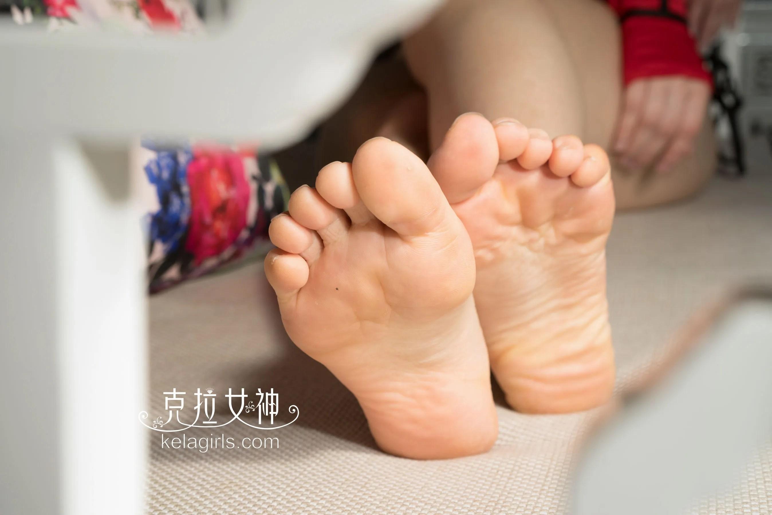 姜璐《学姐の美丫》 [克拉女神Kelagirls] 写真集[34P]插图(8)