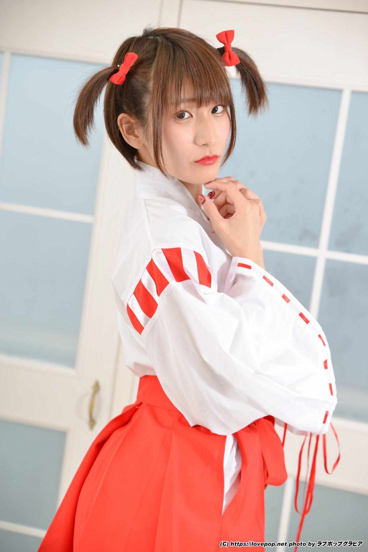 [LOVEPOP] Usako Kurusu 来栖うさこ Photoset 01 写真集[68P]插图(11)