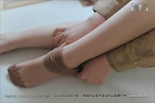 丝享家003 柚子 《无弹力纯尼龙肉色丝袜》[IESS] 写真集[99P] | Page 1/5