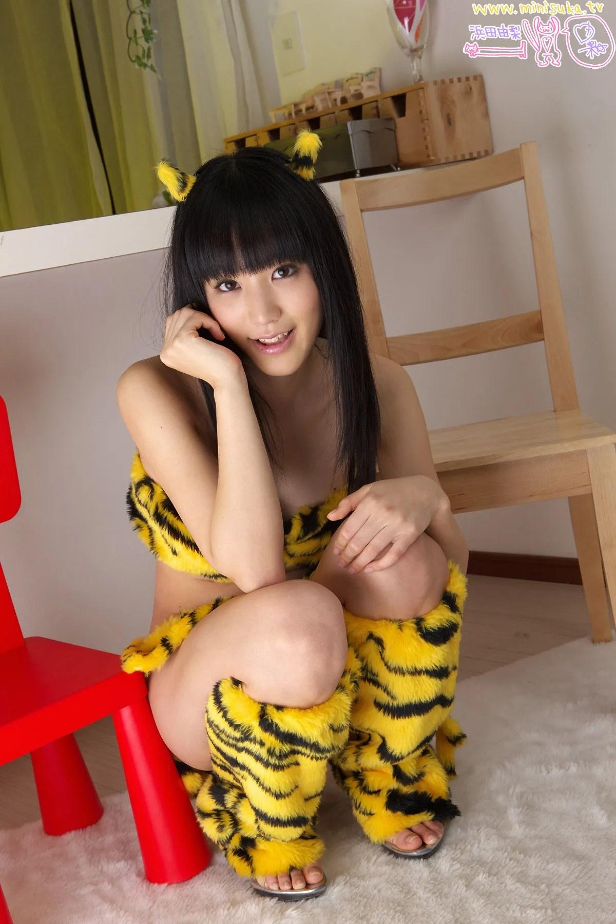 Yuri Hamada 浜田由梨 [Minisuka] Special Gallery STAGE1 4.5 写真集[37P]插图(9)
