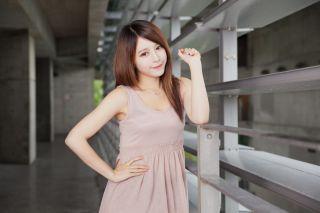 [台湾女神] 张齐郡《2013-JuLie玉美人!》 写真集[54P] | Page 1/5