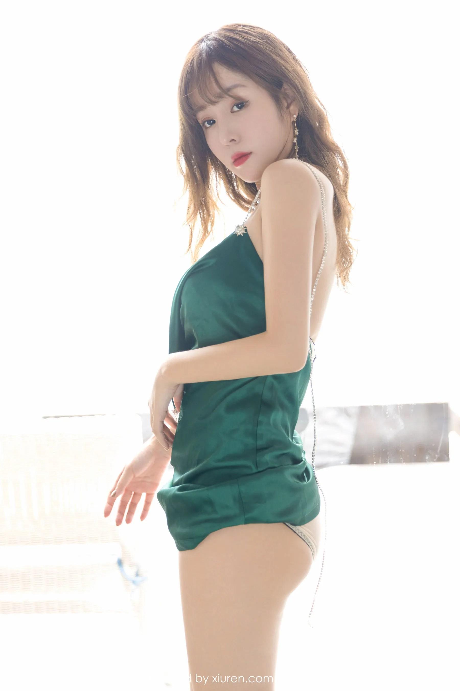 图片[12] - 王雨纯《婀娜御姐》 [尤蜜荟YouMi] Vol.390 写真集[51P] - 唯独你没懂