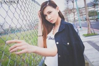 蔡译心Candice《动感时尚机车女郎》 [台湾女神] 写真集[75P]   Page 1/5