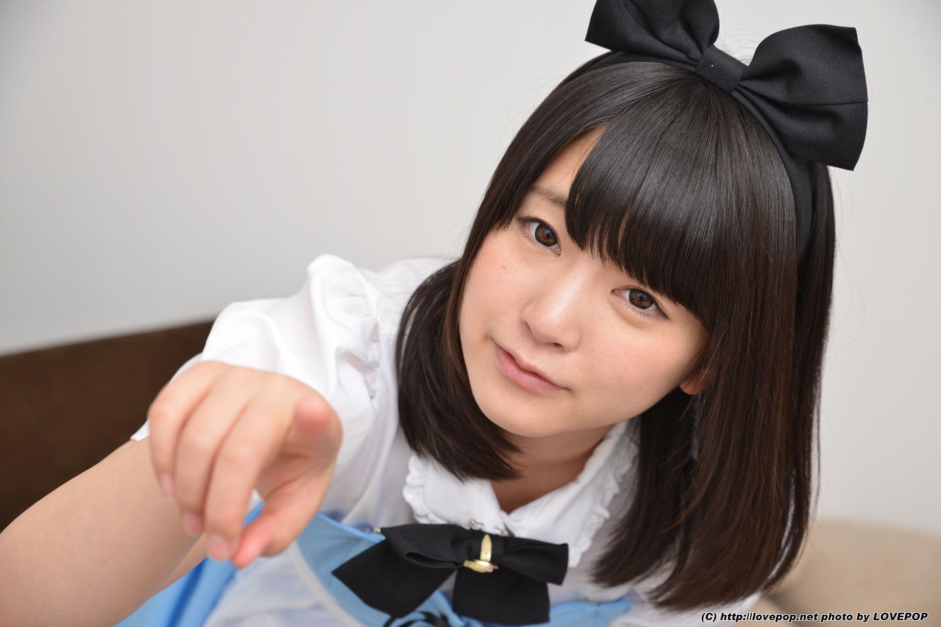 [LovePop] Tsuna Kimura 木村つな Maid Set03 写真集[65P]插图(9)
