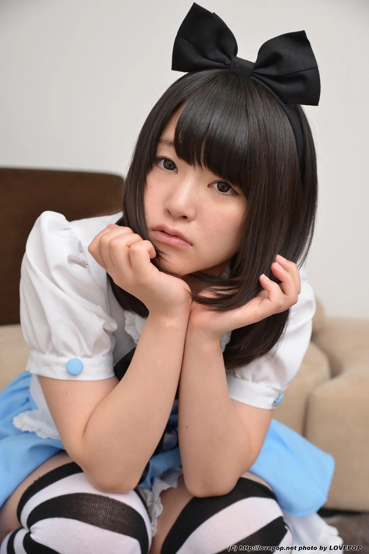 [LovePop] Tsuna Kimura 木村つな Maid Set03 写真集[65P]插图(11)