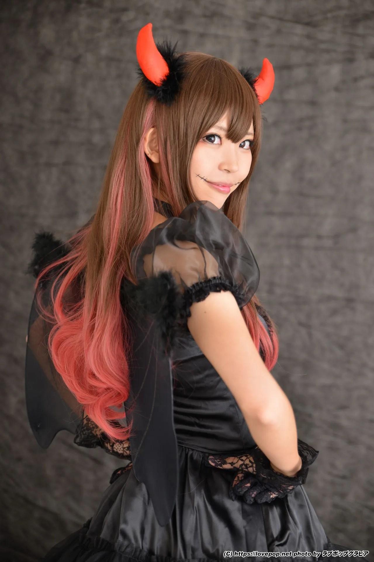 甘栗いるふ Irufu Amaguri Photoset 05 [LOVEPOP] 写真集[42P]插图(9)