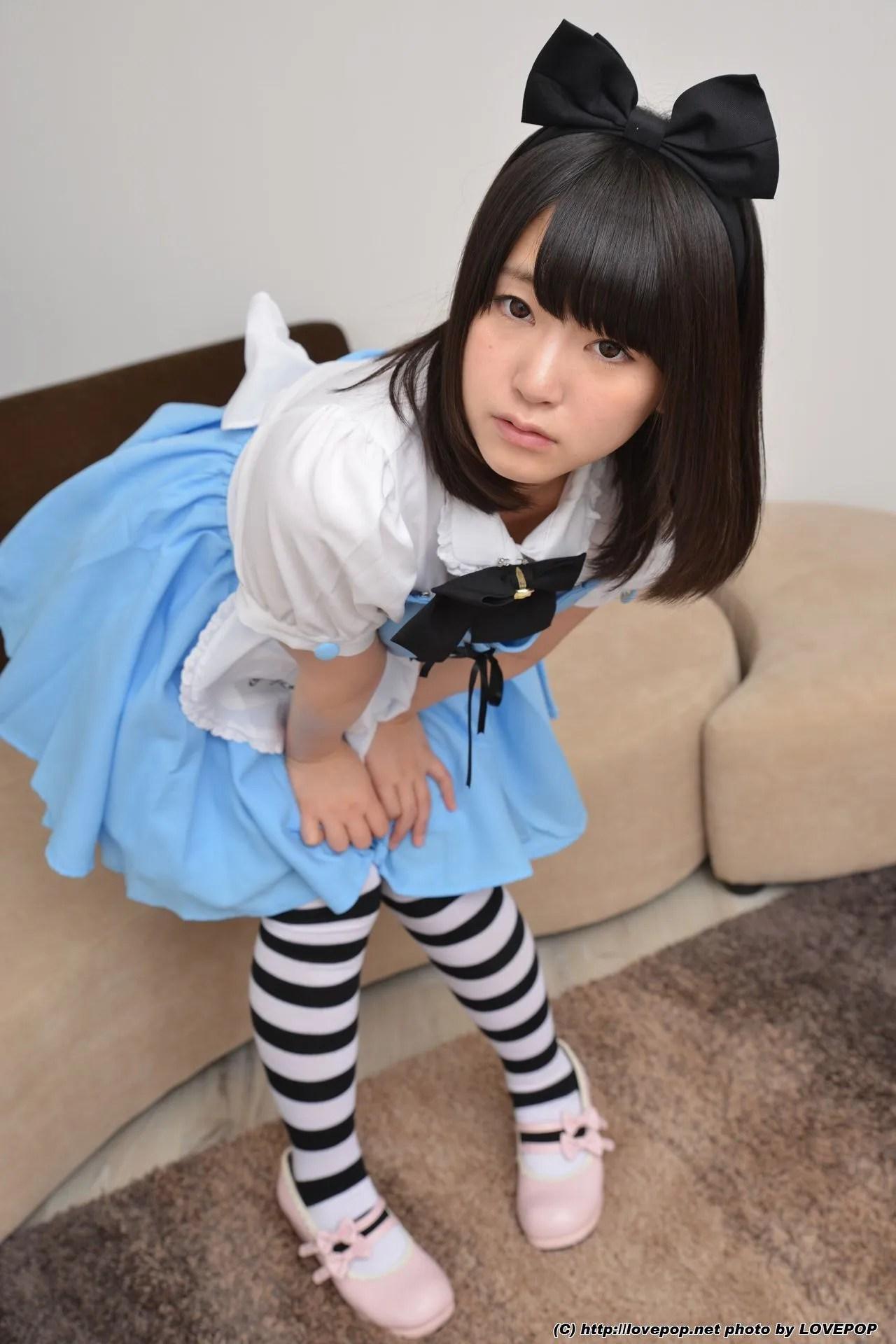 [LovePop] Tsuna Kimura 木村つな Maid Set03 写真集[65P]插图(5)