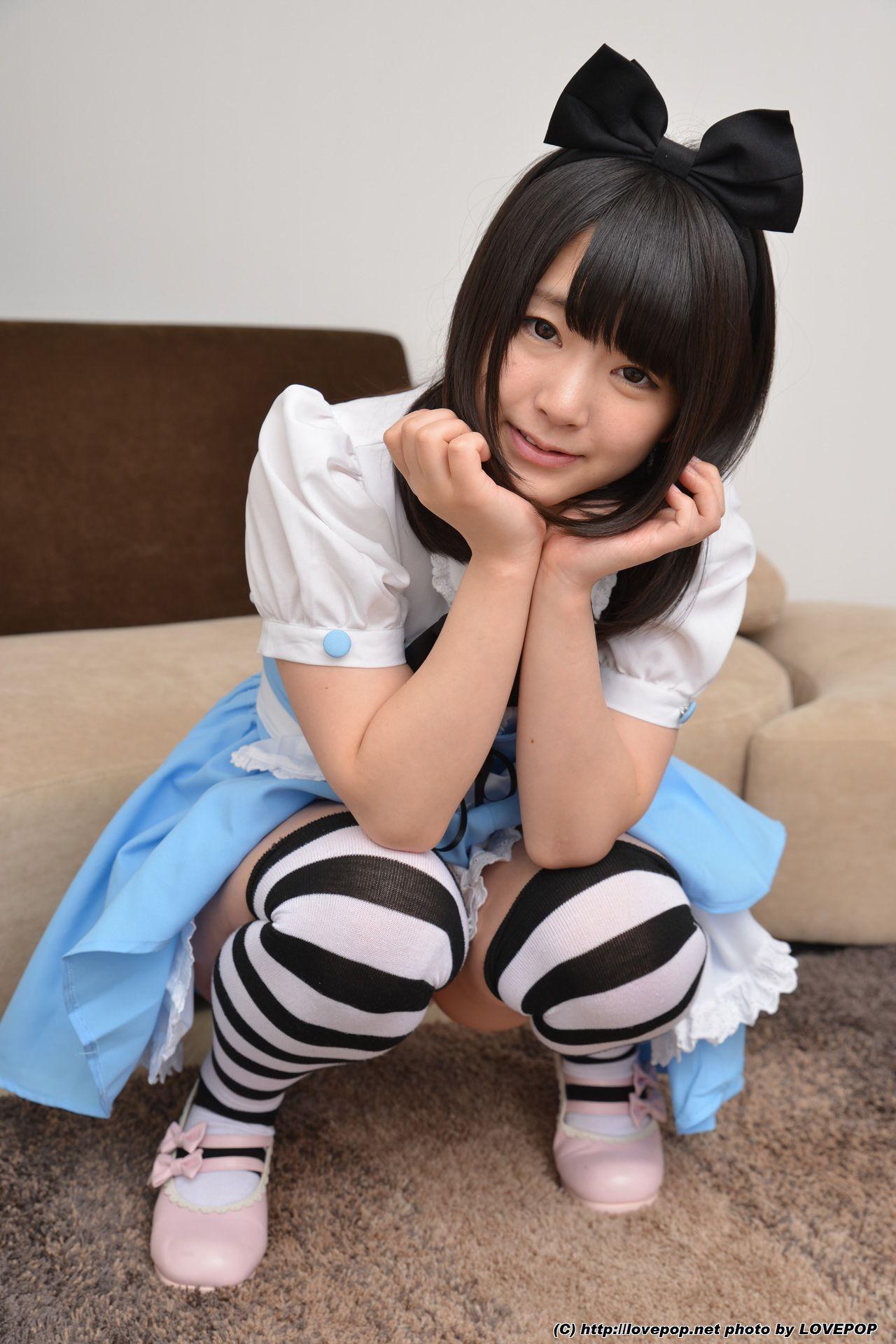 [LovePop] Tsuna Kimura 木村つな Maid Set03 写真集[65P]插图(10)
