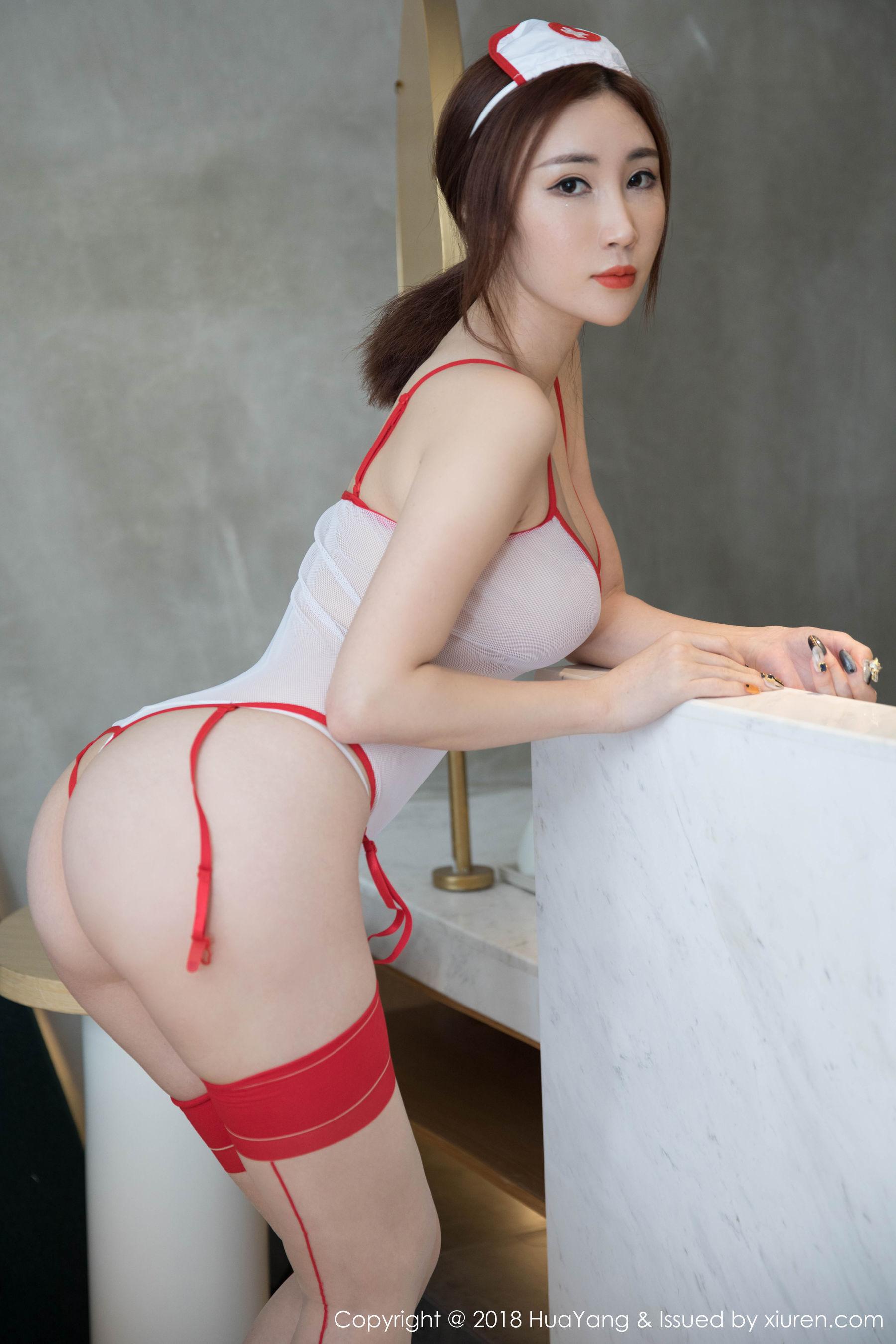 图片[10] - 孙梦瑶V《值班的美护士》 [花漾HuaYang] Vol.092 写真集[45P] - 唯独你没懂
