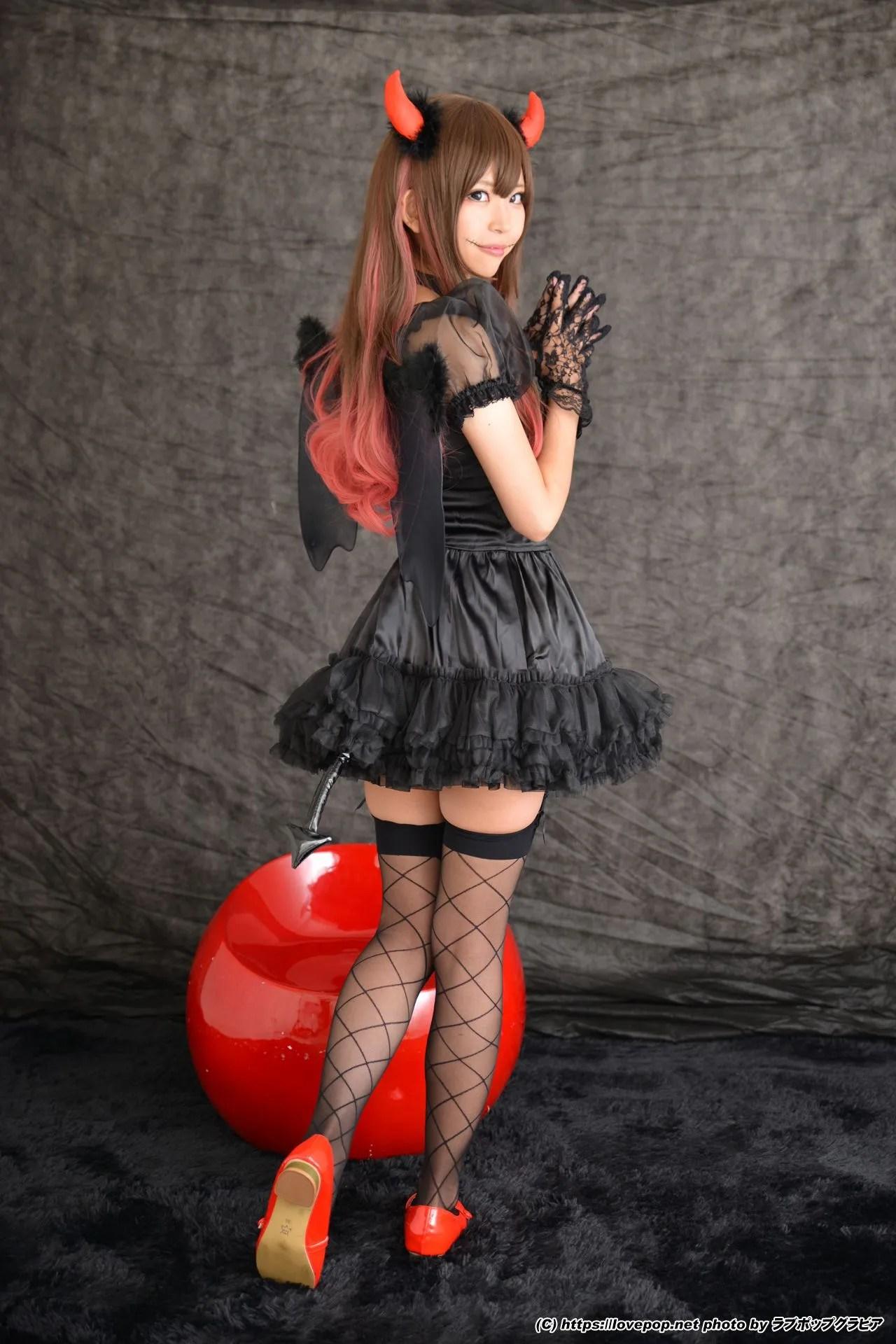 甘栗いるふ Irufu Amaguri Photoset 05 [LOVEPOP] 写真集[42P]插图(11)