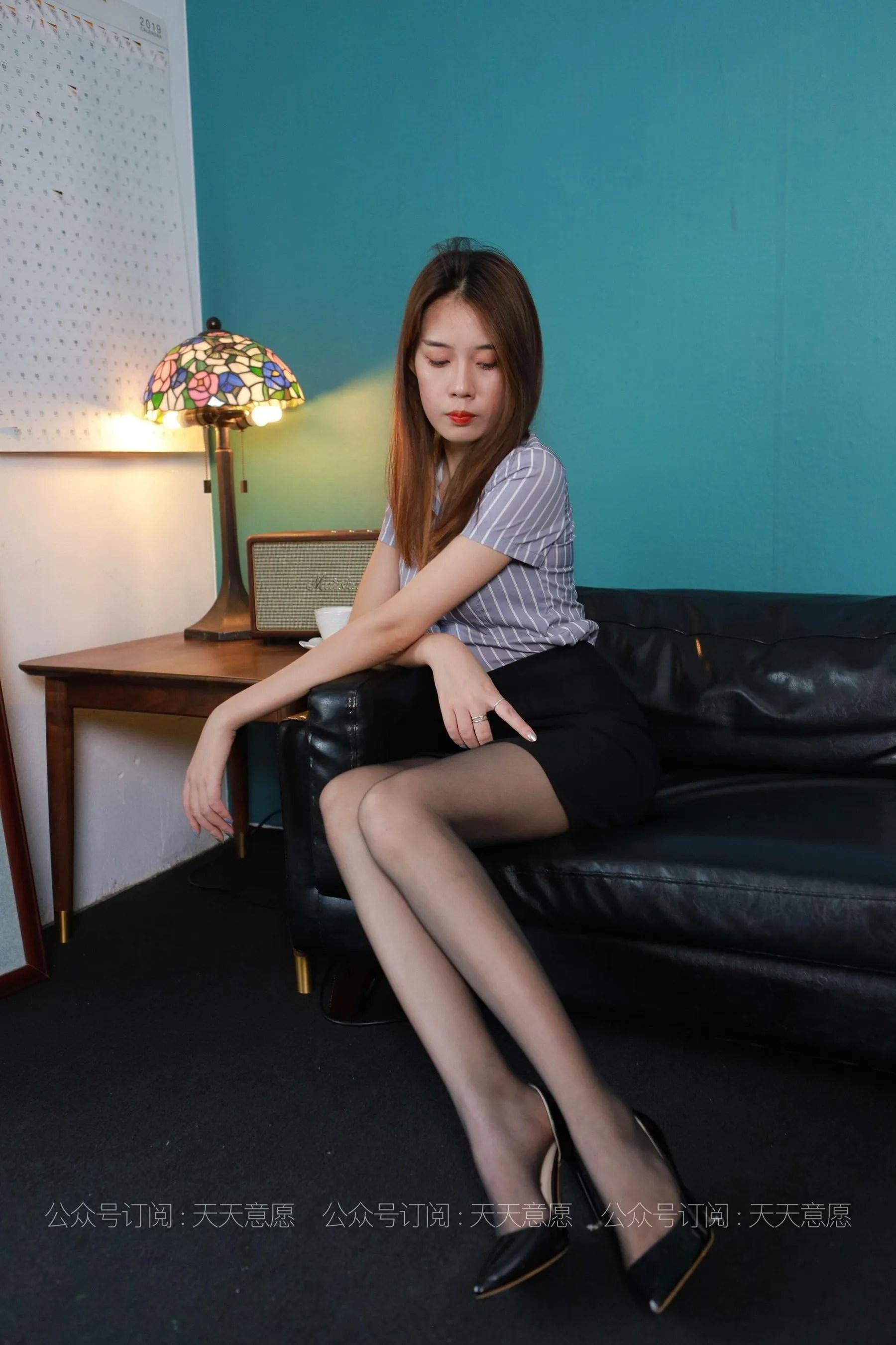 [IESS] 丝享家816: 西瓜《美腿细长直》[92P]插图(6)