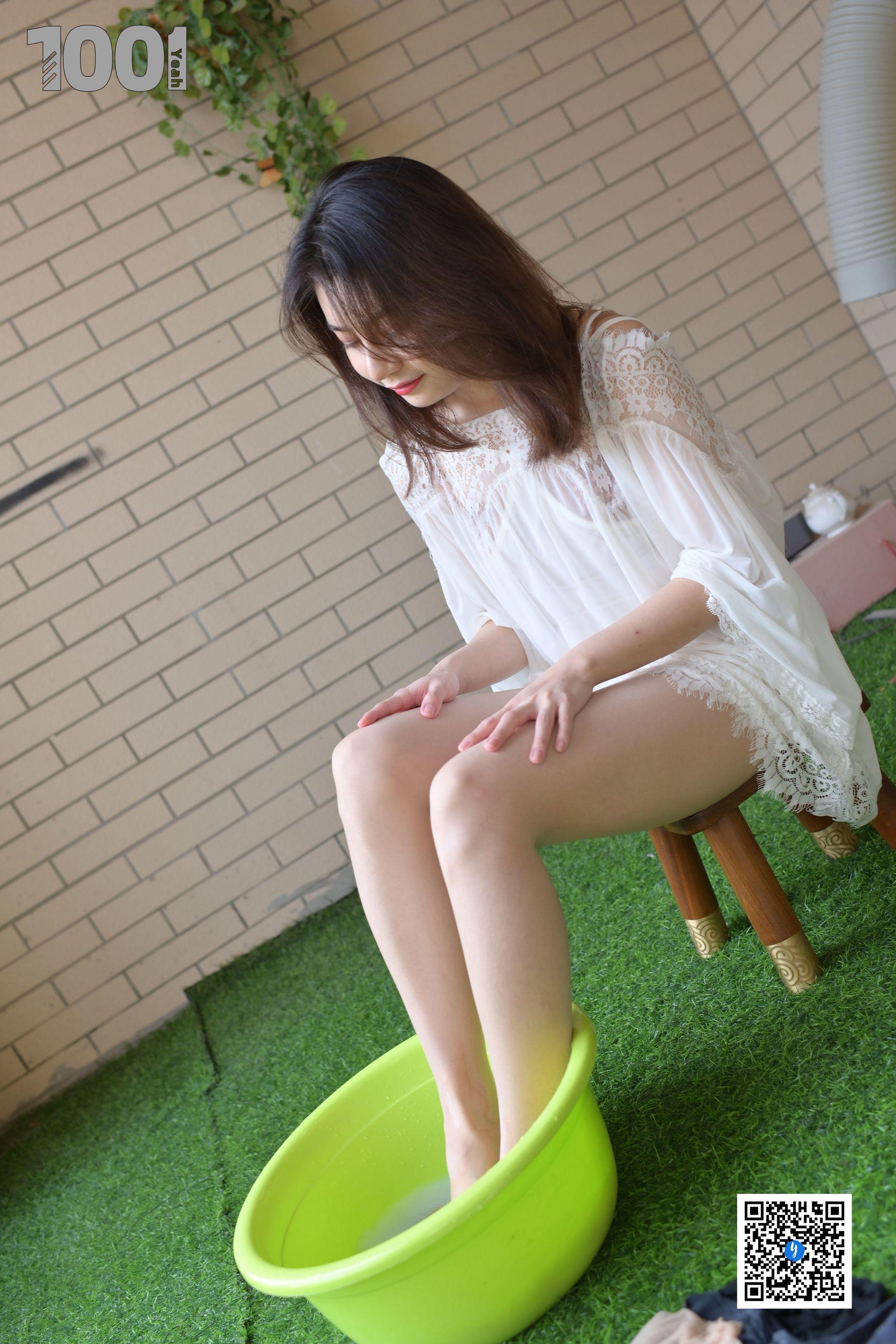 [IESS] NO.182 真真【洗丝5】  丝袜美腿写真[60P]插图(4)