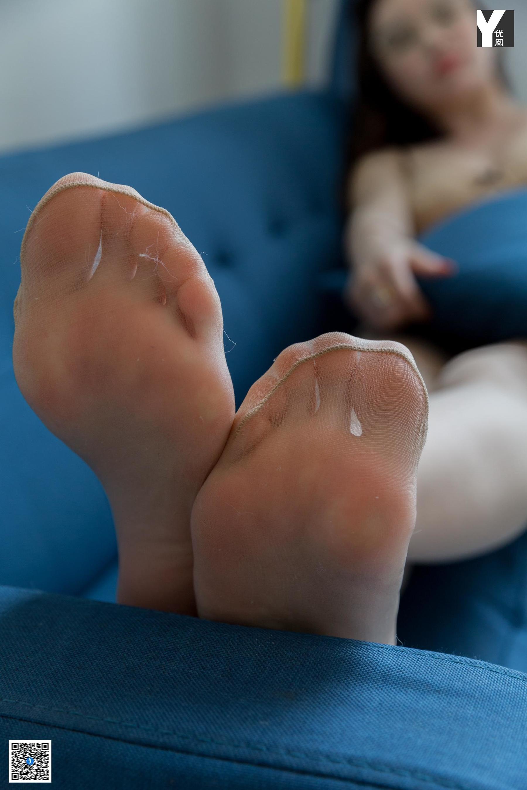 [IESS] 丝享家 764 喵姐《来一杯mojito》 丝袜美腿写真[90P]插图(1)