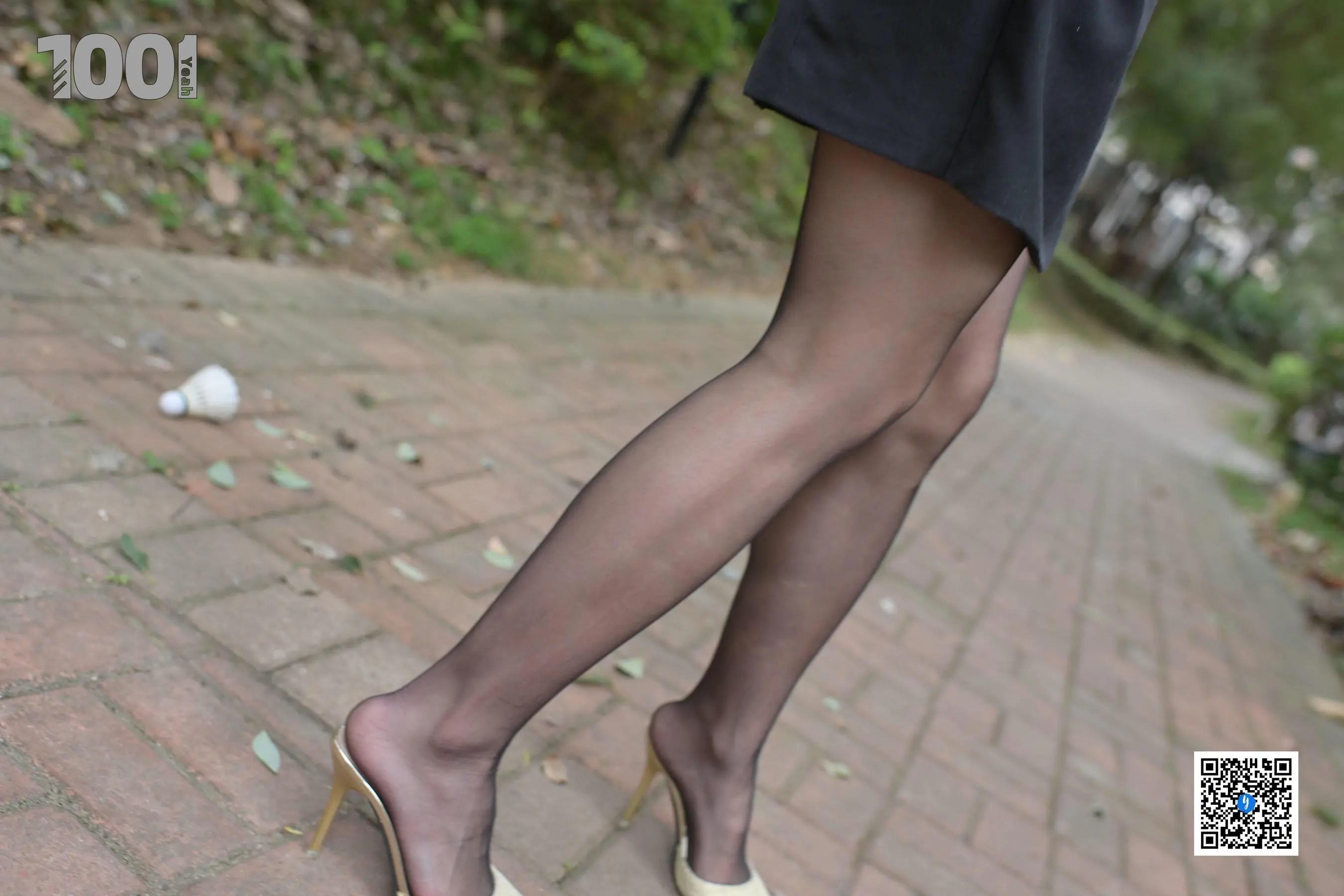 [IESS] NO.191 真真 【打羽毛球1】  丝袜美腿写真[80P]插图(8)
