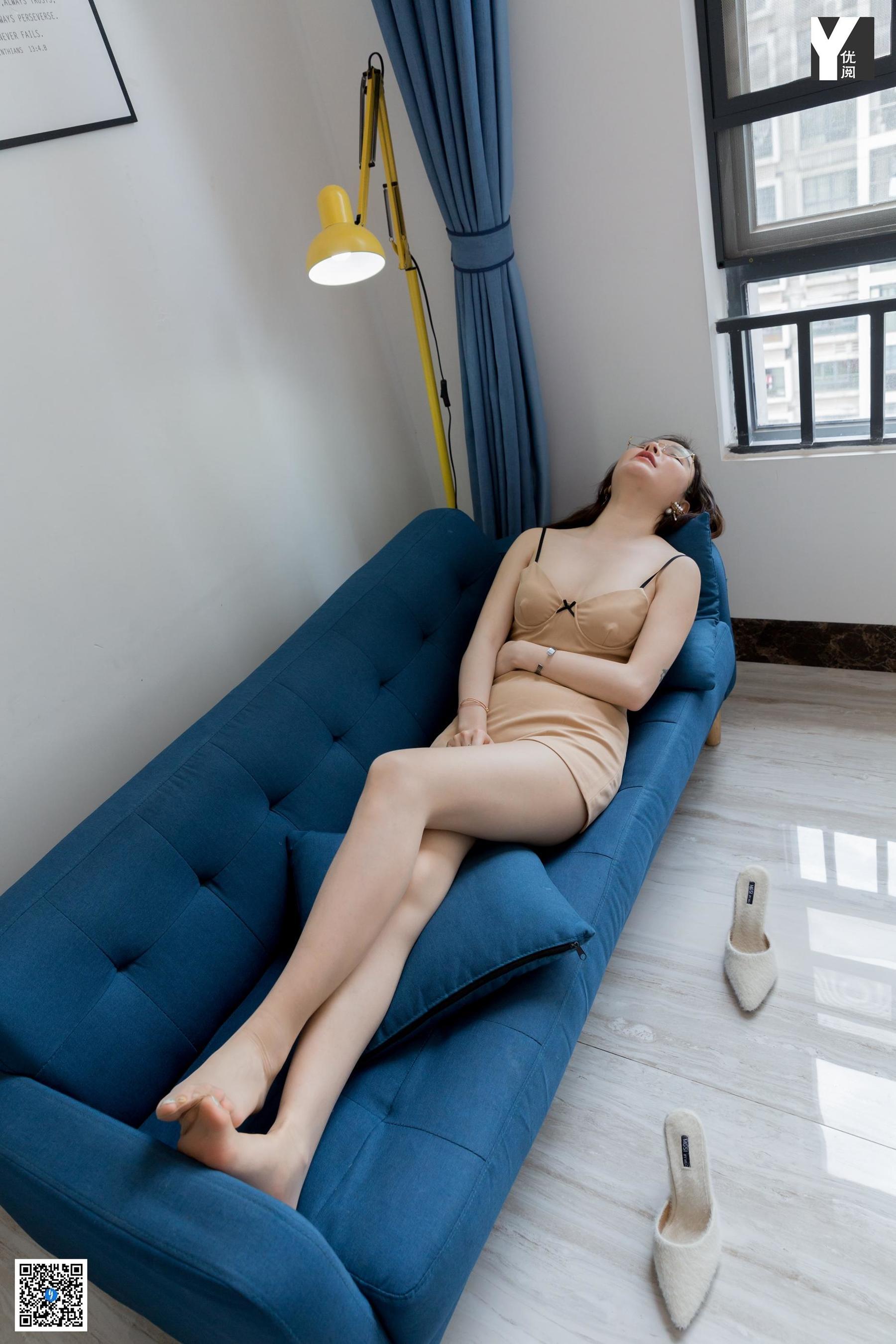 [IESS] 丝享家 764 喵姐《来一杯mojito》 丝袜美腿写真[90P]插图(7)