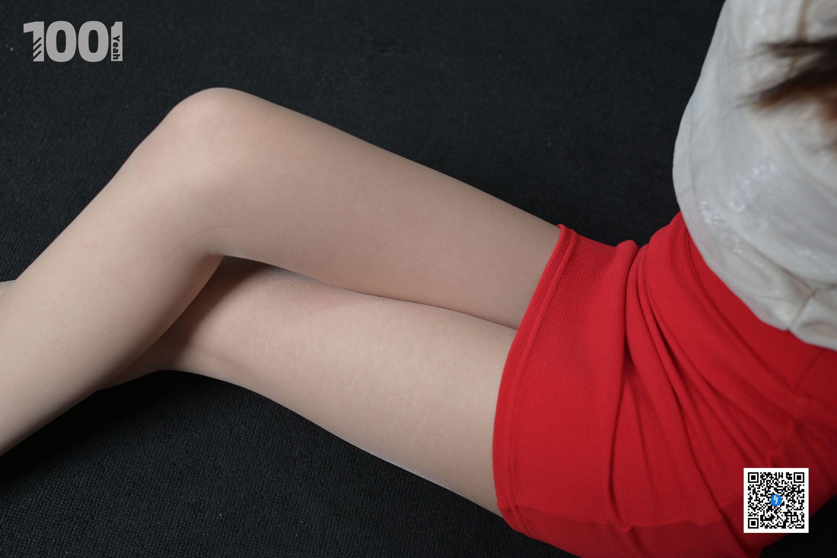 [IESS] NO.190 【一抹红】完结篇  丝足美腿写真[90P]插图(1)