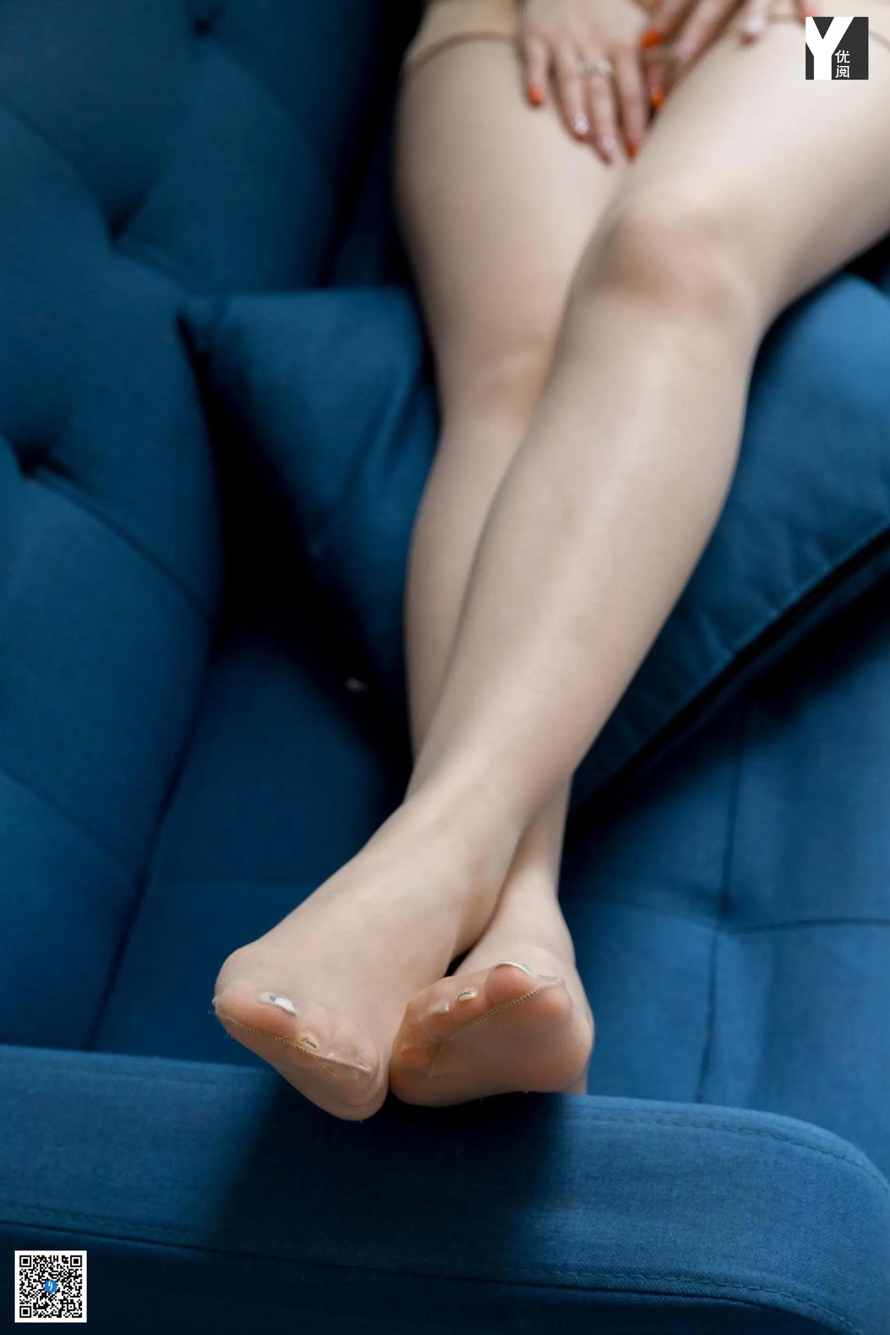 [IESS] 丝享家 764 喵姐《来一杯mojito》 丝袜美腿写真[90P]插图(4)