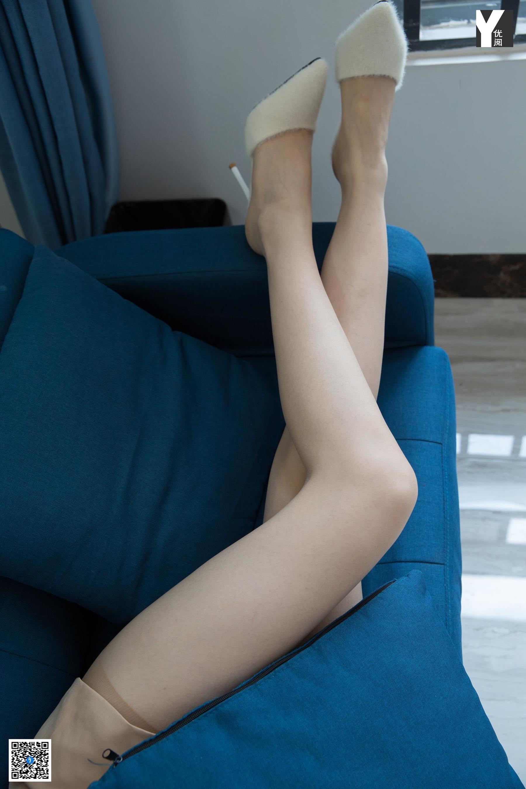 [IESS] 丝享家 764 喵姐《来一杯mojito》 丝袜美腿写真[90P]插图
