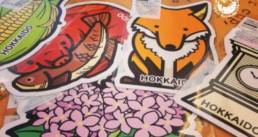 【日本特色明信片】HOKKAIDO北海道(1~5彈)