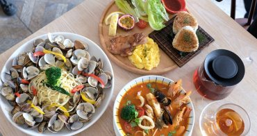 采咖啡Dacai cafe-台中美術館餐廳推薦,多款早午餐套餐只要$168超划算!