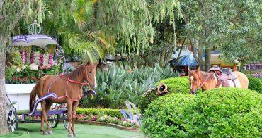大叻花園-鄰近春香湖的大叻景點,超過三百種花卉與植物