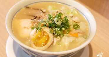 升龍軒︳精誠路美食x平價台中拉麵,每週都有限定拉麵