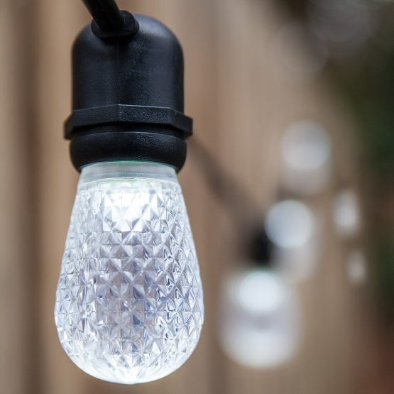commercial patio string lights cool