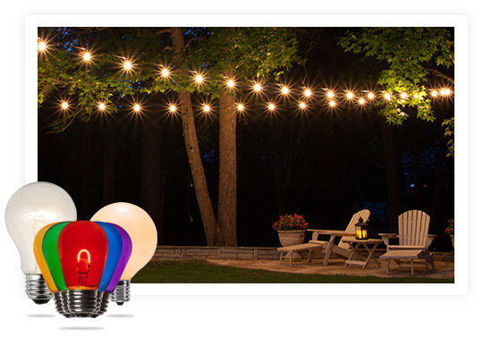 patio lights yard envy