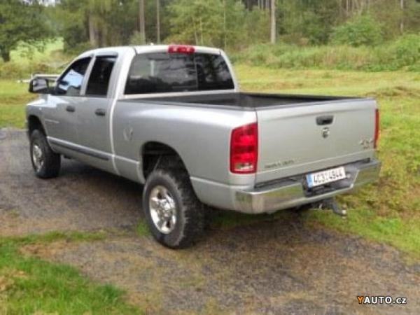 Prod225m Dodge RAM DODGE RAM 2 500 5 9 prodej Dodge RAM
