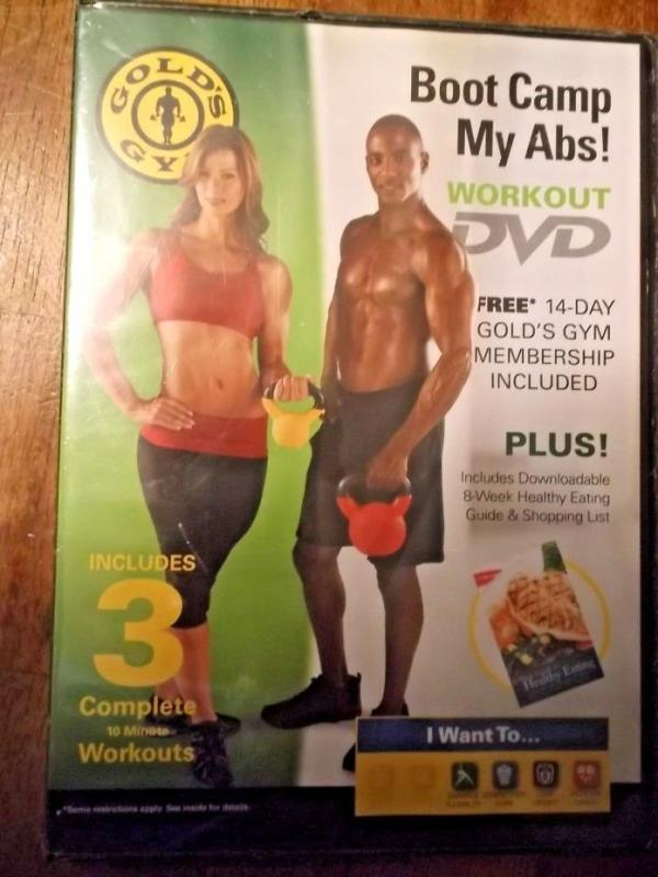 Golds Gym Workout - For Sale Classifieds