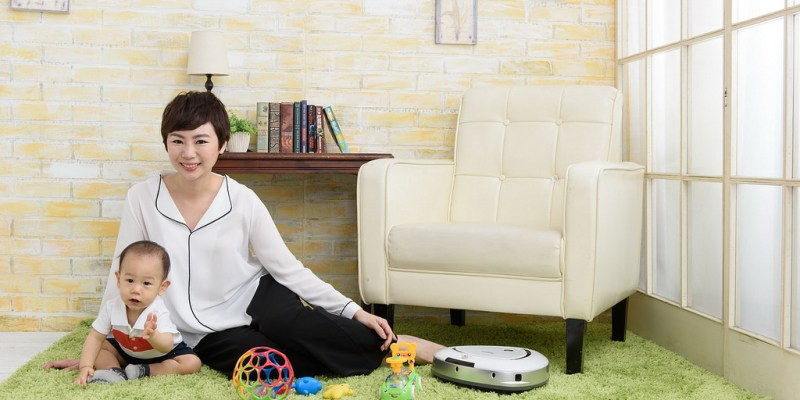 [家電] 懶媽媽很需要一台Panasonic RULO掃地機器人(丸子棚拍初體驗)