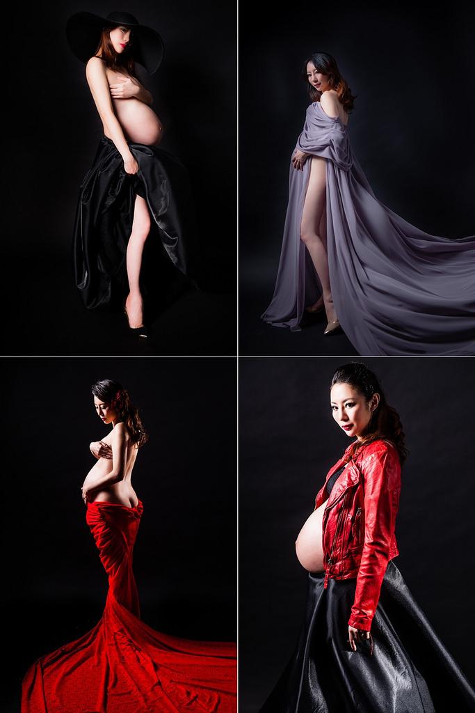 [母嬰] 懷孕一定要拍的孕婦寫真-Tryme Image