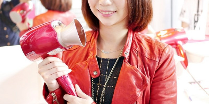 Panasonic【奈米水離子吹風機】EH-NA45-輕鬆打造柔順髮