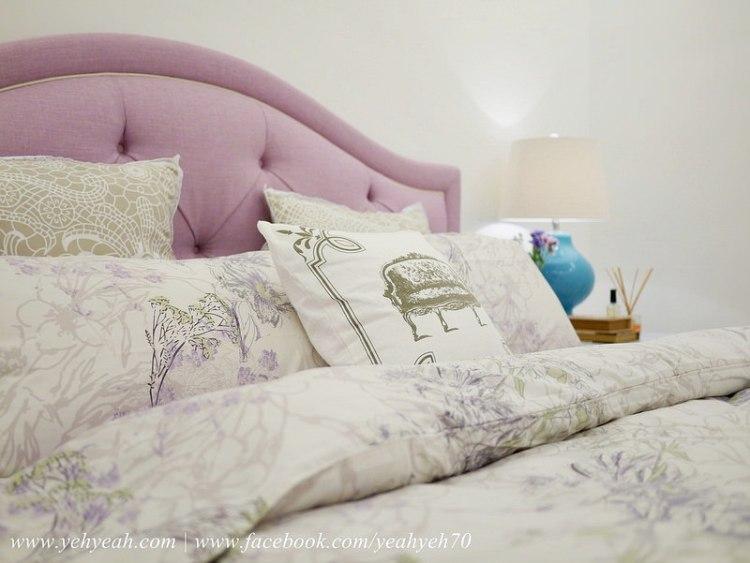 [寢具] 我的新床單-法蝶Azomaco印花四件式床組