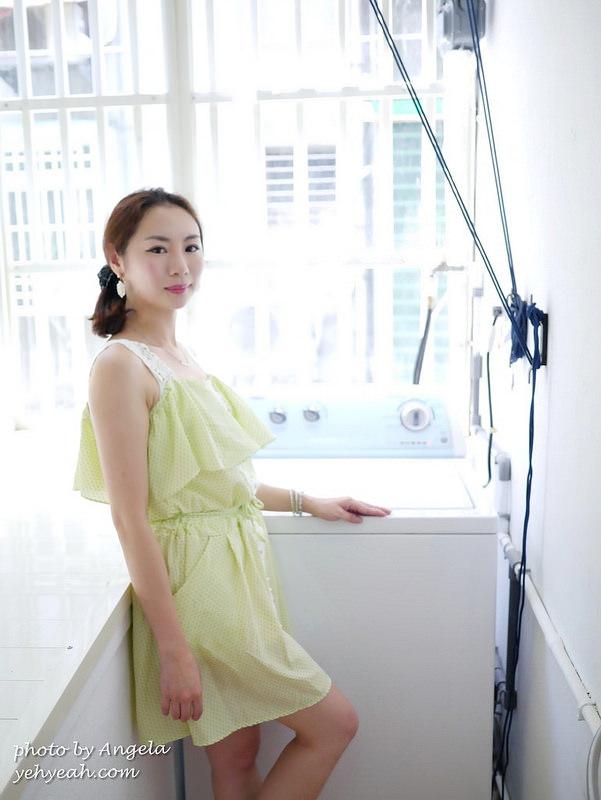 惠而浦Whirlpool直立洗衣機-衣物不糾結