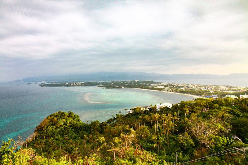 【長灘島旅遊】菲律賓長灘島魯厚山,島上最高推薦必去景點!360度無死角觀日出日落絕佳地|長灘島自由行推薦必去景點