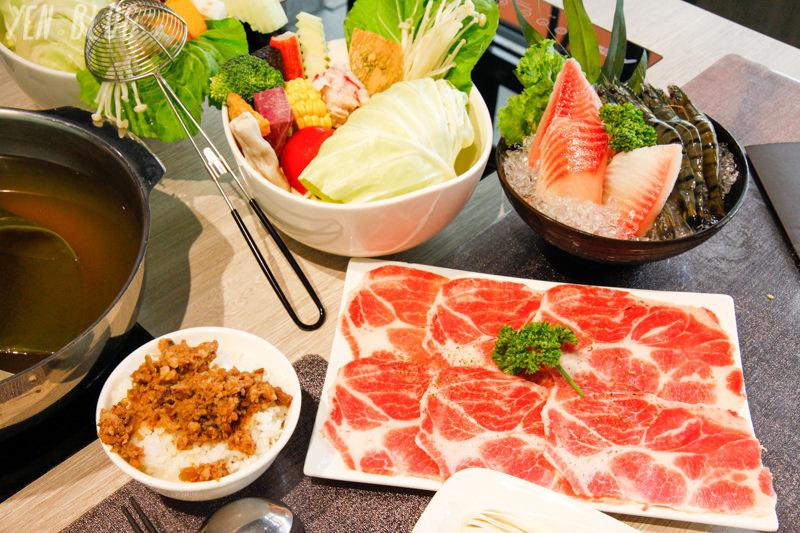 【食記】新北市新莊 ‧ 覓精緻鍋物/火鍋/厚肉片的扎實口感(近新莊高中)