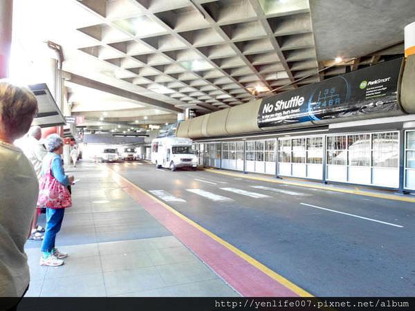 【美國打工旅遊】西雅圖機場Sea-Tac Airport|Shuttle與機場鄰近旅館Red Roof Inn