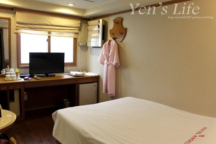 【釜山旅遊】韓國釜山西面 Hotel Angel 天使飯店│釜山住宿分享