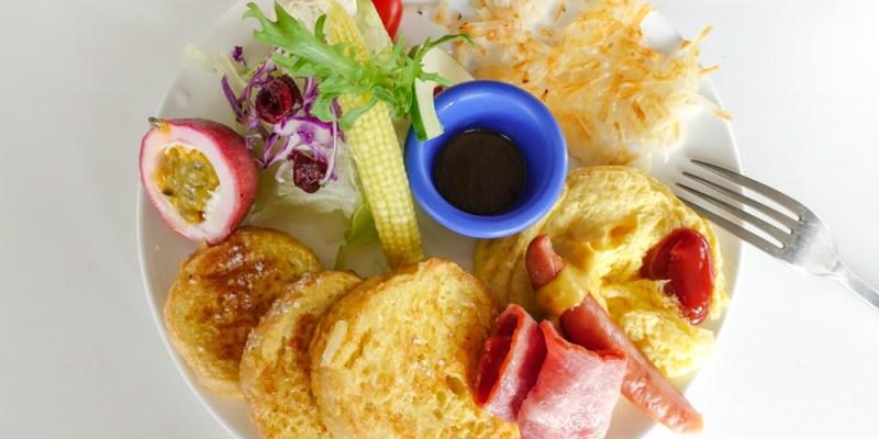 【食記】台中市北區 ‧ 森CABIE|台中早午餐、咖啡、鬆餅(近孔廟、雙十國中)