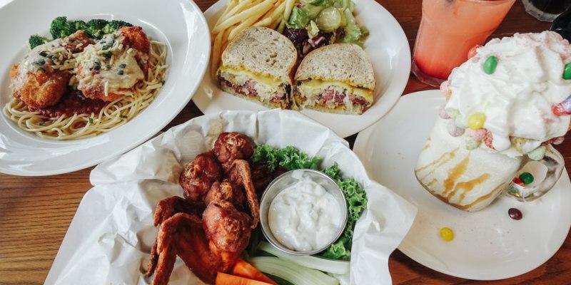 [食記] 台北市信義 ‧ 1Bite2Go Café & Deli 紐約風格美式餐廳/朋友聚會/約會餐廳(101、世貿旁)