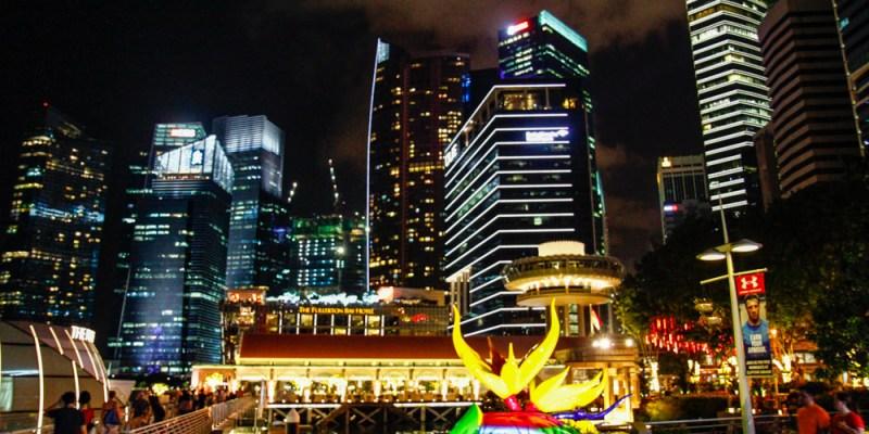 【新加坡旅遊】新加坡夜間景點Top10全攻略!新加坡自由行夜晚好去處/夜生活分享(含一日遊參考路線)