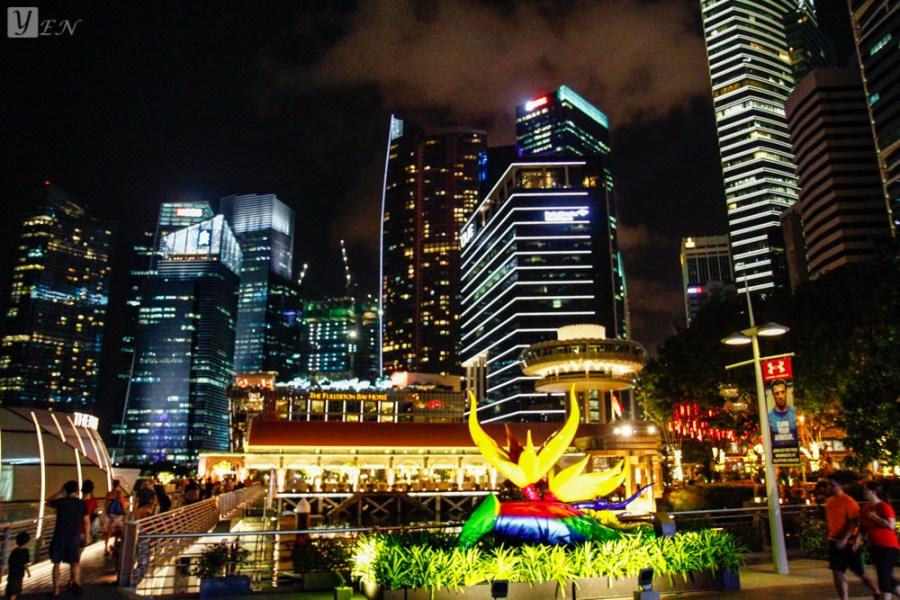 【新加坡旅遊】新加坡自由行十大夜間景點攻略懶人包、一日遊路線推薦