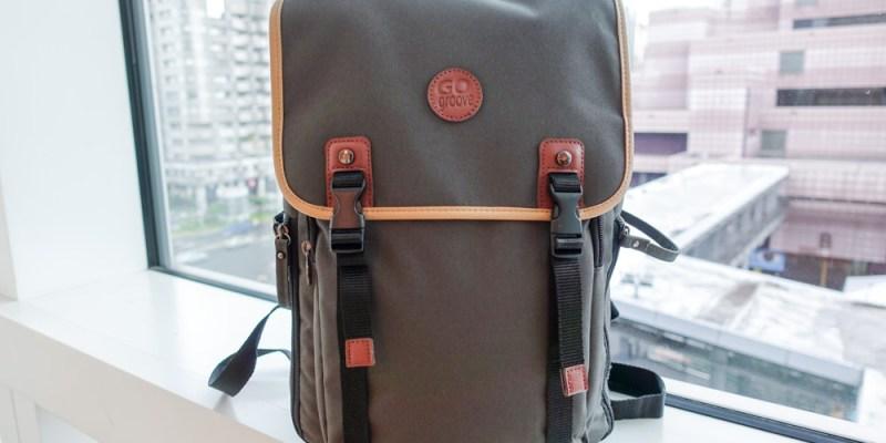 【生活】Attic92嚴選 GOGROOVE|CBT休閒通勤攝影多功能後背包/相機包,實用推薦!休閒、旅遊、學生、上班都適合