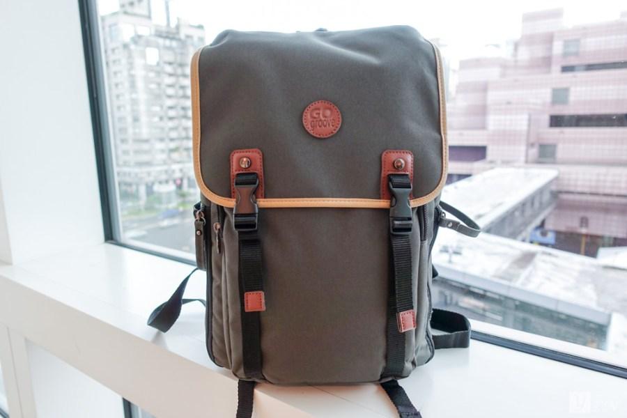 【生活】Attic92嚴選 GOGROOVE CBT休閒通勤攝影多功能後背包/相機包,實用推薦!休閒、旅遊、學生、上班都適合
