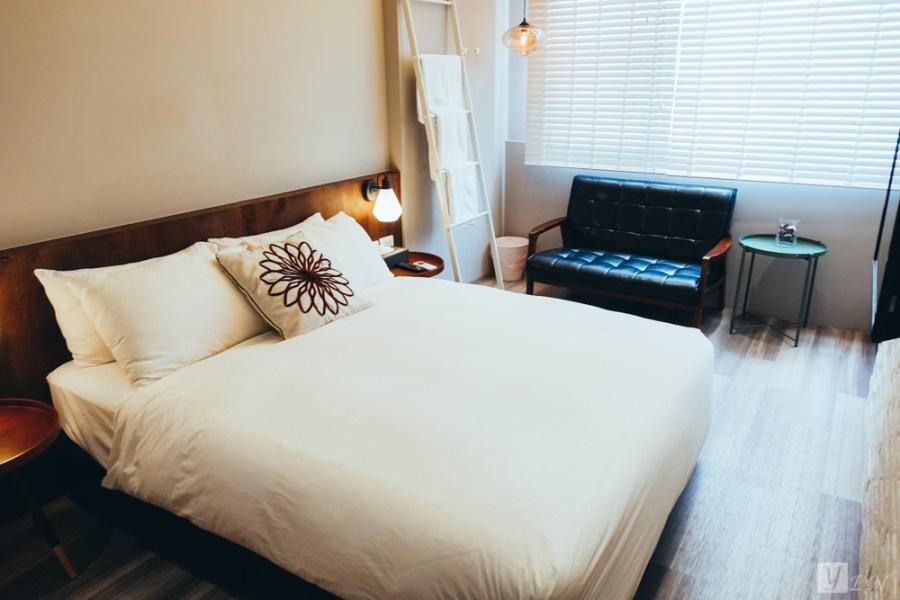 【台灣台南】台南Simple Life樸室 Simple Life Room 現代與復古兼具舒適民宿│台灣台南住宿分享